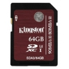 Карта памяти Kingston SDA3/64GB (SDXC, UHS-I High Speed Class 3), купить за 2 400 руб.