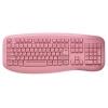 Клавиатура Sven Standard 636 USB розовая для блондинок, купить за 850руб.