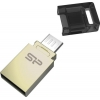 Usb-флешка Silicon Power Mobile X10 USB2.0/USB micro-B OTG 8Gb (RTL), купить за 845 руб.