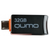 Usb-флешка Qumo Hybrid USB2.0/USB micro-B OTG Flash Drive 32Gb (RTL), купить за 1 220руб.