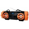 Магнитолу BBK BX999BT, черно-оранжевая, купить за 5910руб.