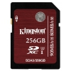 Kingston SDA3/256GB (SDXC, UHS-I High Speed Class 3), купить за 8 940 руб.