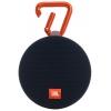 Портативная акустика JBL Clip 2, черная, купить за 3 030руб.