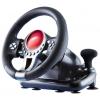 Руль и педали SVEN Turbo (Vibration Feedback, рулевое колесо, педали, рычаг КПП., 8поз..перекл., 12кн., USB), купить за 3 150руб.