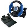 игровое устройство Defender Challenge Turbo (Руль,педали,8поз.перекл.,10кн.,2 поз.рычаг КПП,USB)