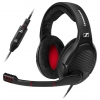 Sennheiser PC 373D, черно-красная, купить за 16 015руб.