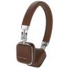 Гарнитура bluetooth Harman/Kardon Soho Wireless, коричневая, купить за 10 980руб.