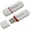 Usb-флешка SmartBuy Crown 4GB, белая, купить за 455руб.