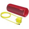 Портативную акустику Logitech Ultimate Ears Megaboom (Bluetooth, стерео), красная, купить за 84 275руб.