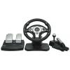 Руль и педали Dialog GW-301 Race Winner 2 USB (Вибро,Рулевое колесо,педали,рычаг перекл.скор+ручн.тормоз), купить за 2 430руб.