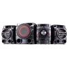 Музыкальный центр LG Mini DM5660K, черный, купить за 15 985руб.