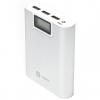 Внешний аккумулятор Harper PB-2010, белый, купить за 3 480руб.