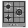 Варочная поверхность Korting HG 465 CTX Crystal, купить за 15 480руб.