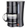 Кофеварка Irit IR-5052, черная, купить за 1 365руб.