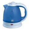 Электрочайник Irit IR-1231, белый/синий, купить за 930руб.
