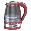 Чайник электрический Ладомир-115-6, красный, купить за 1 515руб.