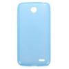 Чехол для смартфона Lenovo для смартфона Lenovo A516 голубой, купить за 550руб.