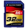 Silicon Power SDHC Card 32GB Class 10, купить за 1 410 руб.