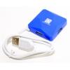USB ������������ 5bites HB24-202BL BLUE