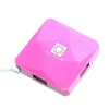 USB концентратор 5bites HB24-202PU PURPLE, купить за 525руб.