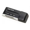 Устройство для чтения карт памяти 5bites RE2-102BK USB2.0 черный, купить за 295руб.
