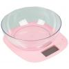 Кухонные весы Sinbo SKS-4522, розовые, купить за 1 020руб.