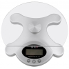 Кухонные весы Sinbo SKS-4507, серебристые, купить за 1 230руб.
