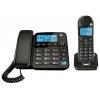 Радиотелефон General Electric 30554, черный, купить за 3 500руб.