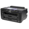 Струйный цветной принтер Epson WorkForce WF-7110DTW (настольный), купить за 28 650руб.