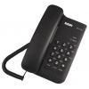 Проводной телефон BBK BKT-74 RU, черный, купить за 470руб.