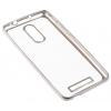 чехол для смартфона skinBOX 4People T-S-XRN3-008 (для Xiaomi Redmi Note 3), серебристый