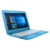 "Ноутбук HP Stream 11-y004ur Cel N3050/4Gb/SSD32Gb/11.6""/IPS/Touch/HD/W10/blue/WiFi/BT/Cam, купить за 16 375 руб."