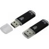 Usb-флешка SmartBuy V-Cut USB2.0 32Gb (RTL), чёрная, купить за 875руб.