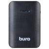 Мобильный аккумулятор Buro RC-7500 7500 mAh, черный, купить за 1 135руб.