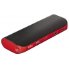 Мобильный аккумулятор Hama Pipe 10400mAh, черный/красный, купить за 1 285руб.