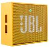 Портативная акустика JBL GO, желтая, купить за 2 180руб.