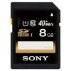 Sony SF-8UY (SDHC, 8 Gb), купить за 715руб.