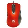 Мышка Defender Datum MM-070, красная, купить за 595руб.