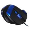 Мышка Oklick 775G USB черная/синяя, купить за 495руб.