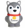 Usb-флешка SmartBuy Wild Series Hasky Dog USB2.0 8Gb (RTL), купить за 750 руб.