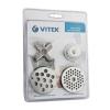 Мясорубка Vitek VT-1623 (Аксессуары) ST стальной, купить за 905руб.