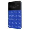 Сотовый телефон Elari CardPhone, синий, купить за 3 945руб.