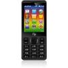 Сотовый телефон Fly FF281, черный, купить за 2 275руб.