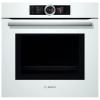 Духовой шкаф Bosch HMG656RW1, белый, купить за 110 055руб.
