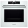 Духовой шкаф Bosch HBG672BW1F, белый, купить за 62 690руб.
