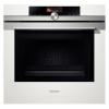 Духовой шкаф Siemens HM636GNW1, белый, купить за 93 295руб.
