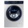 Стиральная машина Samsung WW65K52E69S, серебристая, купить за 32 000руб.