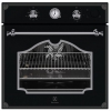 Духовой шкаф Electrolux OPEB 2650 B, черный, купить за 69 495руб.