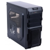 Корпус ATX 3Cott 1816 без БП, черный, фильтр от пыли, купить за 1 590руб.