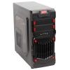 Корпус ATX 3Cott 1818 без БП, черный, фильтр от пыли, купить за 1 620руб.
